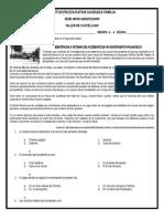 Taller de Castellano 4º (Noticias de Prensa y Otros - 2do Periodo)
