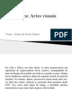 África - Artes Visuais