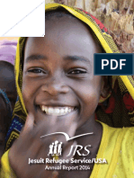 Jesuit Refugee Service/USA Annual Report 2014