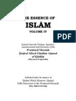 Essence of Islam 4