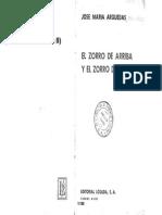 ARGUEDAS - El Zorro de Arriba y El Zorro de Abajo