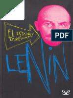 El Estado y La Revolucion - Vladimir Il'Ich Lenin