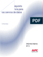 Calculo de Requisitos Totales de Potencia Para Centros de Datos