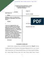 Comcast Astros Lawsuit