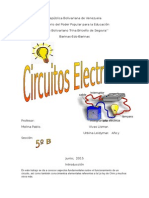 Circuitos eléctricos.