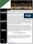 Tape Cuts 2015