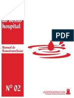 Manual de Hemotransfusao