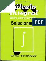 Calculo Integral (Solucionario) - Granville