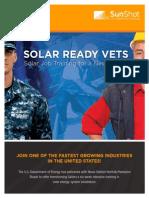 SolarReadyVets Training Navy Final Eflyer