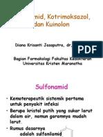 Sulfonamid_ Kotrimoksazol_ Quinolon - Dr.diana