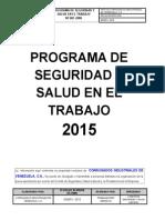 PROGRAMA Seguridad CIVCA  2015.doc