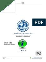 Manual Usuario ITALC