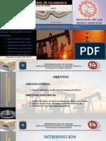 Trampas Petroliferas - Geologia de Lo Hidrocarburos