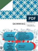 Materi Presentasi SKIMMING_Kelompok 2_Azmul Fauzi_dan_Bagas Setyo Aji