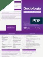 Diptico Sociologia UBA