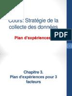Cours Plan D_expériences Chapitre 3