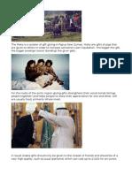 cross cultural examples