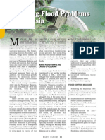 Managing flood problem in Malaysia