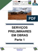 Serviços Preliminares em Obras - Parte 1