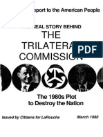 The Real Story Behind the Trilateral Commission - The 1980s Plot to Destroy the Nation (1980)