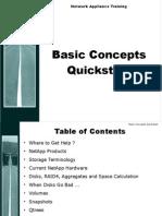 NetApp Basic Concepts Quickstart Guide 1