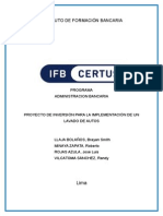 Estructura Del Proyecto de Investigación Final - 2