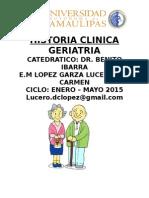 HC 1 GERIATRIA