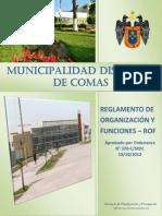 ROF 2012 Ord. 370
