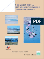 Lineamiento de Conservacion de Humedales Egun Ramsar