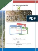 Servicios OGC IGN-Registro Nacional 19 Marzo 2015