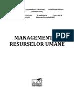 155544615 Managementul Resurselor Umane