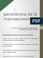 Visión Panorámica de La Macroeconomía
