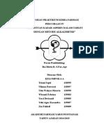 Laporan alkalimetri