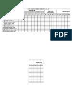Asistencia y Registro de Notas de Instalaciones Electricas II