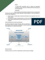 Concepto de Sistema de Información