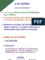 Análisis de Señales 19 de Mayo de 2012