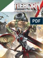 Battleborn Character Guide