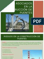 Riesgos asociados a la construcción de puentes en Chile