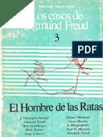Los Casos de Sigmund Freud 3. El Hombre de Las Ratas [Oscar Masotta Et Al.]
