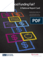 National Report Card 2015