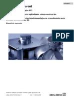 Manual Do Operador FREvent ETAvent Tamanho de Construço 137