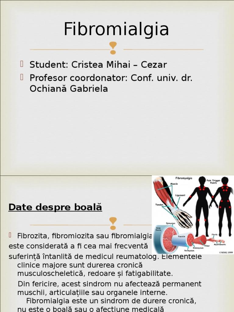durere în organele și articulațiile interne)
