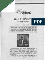 Dai Vernon - Triumph