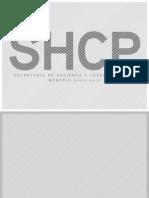 SHCP - Memorias 2006-2012