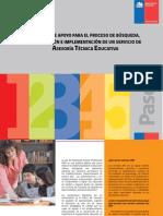 Estándares Indicativos de Desempeño para los Establecimientos Educacionales y sus Sostenedores