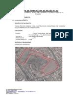 Informe de Ampliacion de Plazo de La Supervision Nro. 03