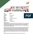 Battleborn E3 Fact Sheet Final