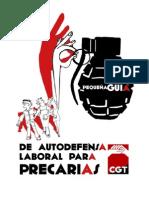 Guía Laboral Precarias CGT