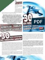 Panfleto Campaña 30horas