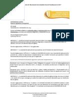 2013 06 19 Legislacion Argentina Avances